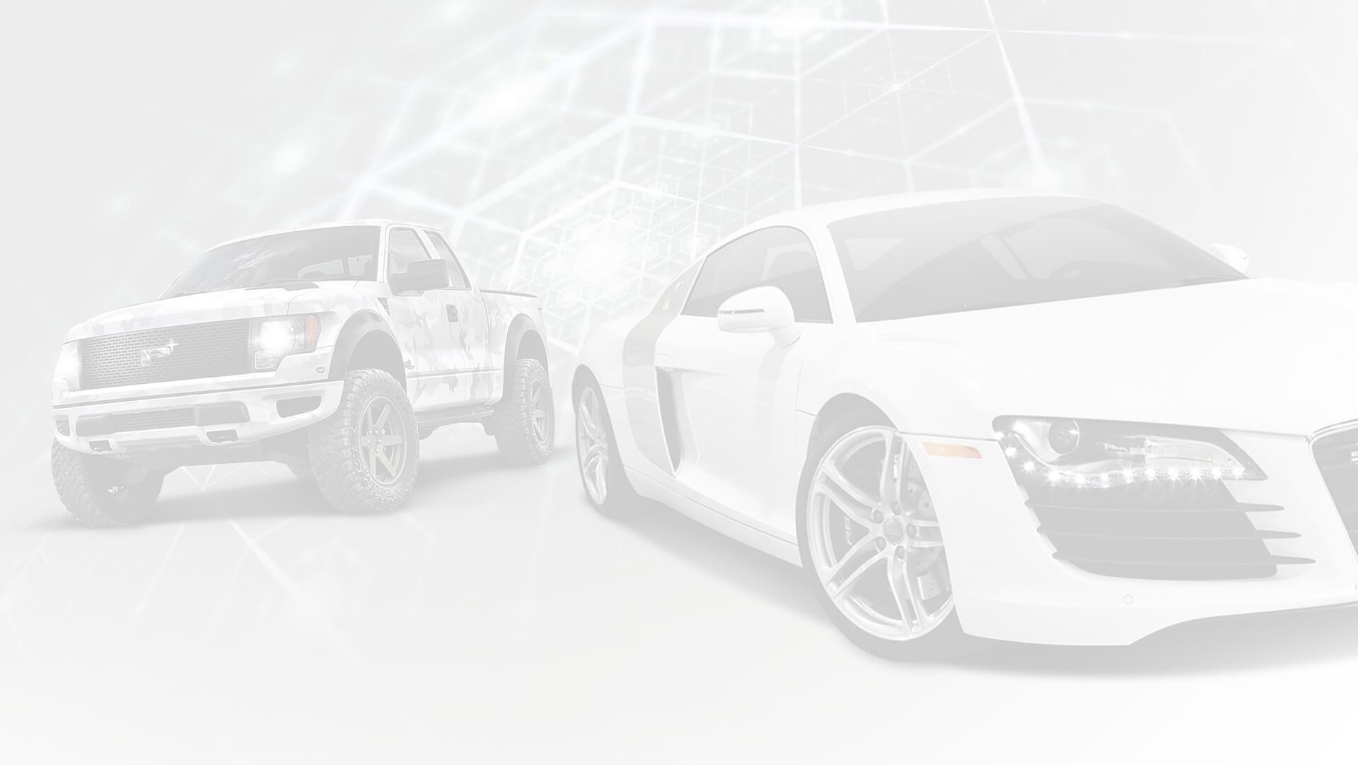 vehicles-white