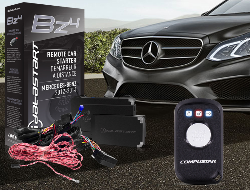 Mercedes Benz Remote Starter Systems
