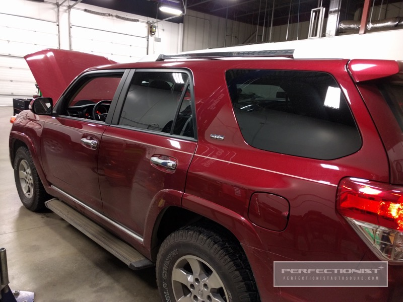 Range Without Limits On Toyota 4runner Two Way Remote Start
