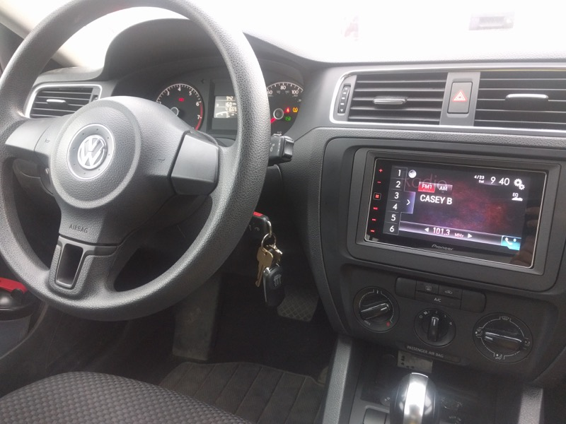 App Radio 4 Installation In 2013 Volkswagen Jetta Of Anchorage